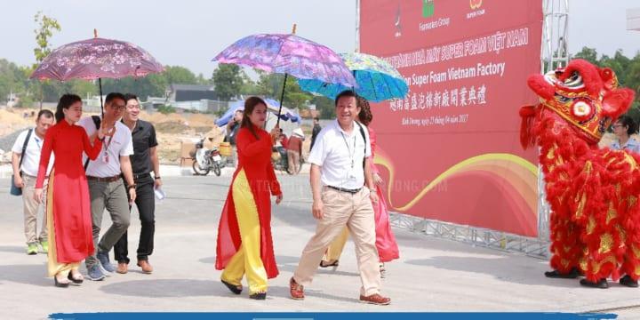 Dịch vụ tổ chức lễ khánh thành chuyên nghiệp tại Thành phố Hồ Chí Minh