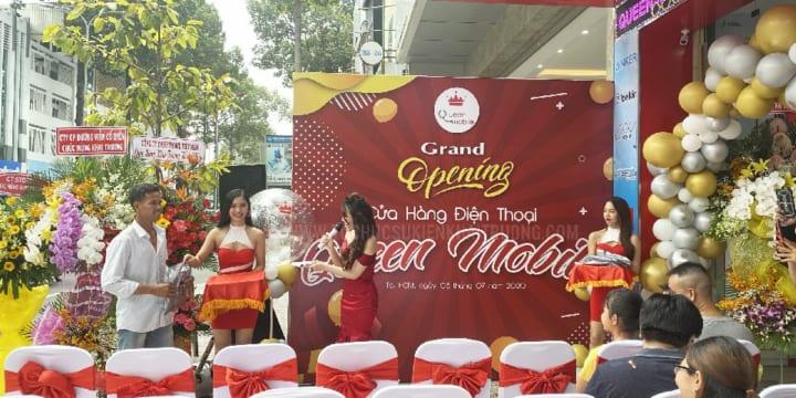 Dịch vụ tổ chức lễ khai trương giá rẻ tại Thái Nguyên