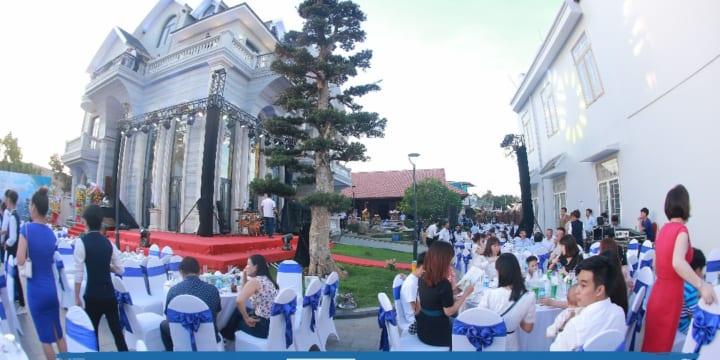Công ty tổ chức tiệc tân gia chuyên nghiệp tại Đà Nẵng