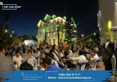Dịch vụ tổ chức tiệc tân gia chuyên nghiệp tại Đồng Nai