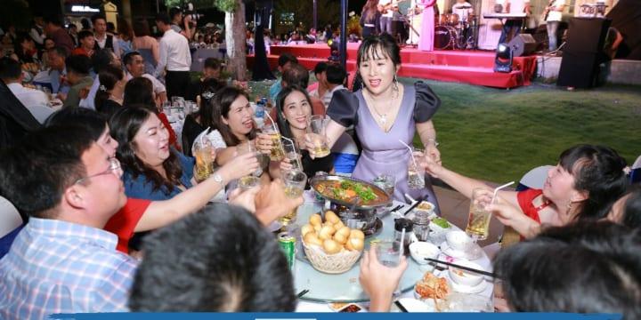 Dịch vụ tổ chức tiệc tân gia chuyên nghiệp tại Bình Phước